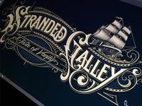 Stranded Galley vector