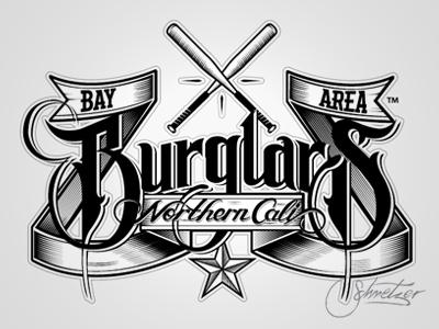 Burglarsdribbb