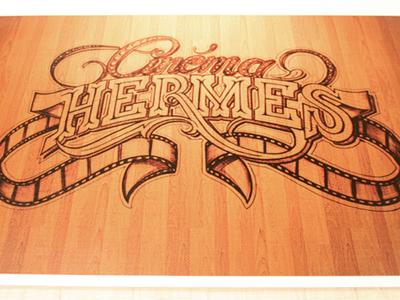 Hermes wood