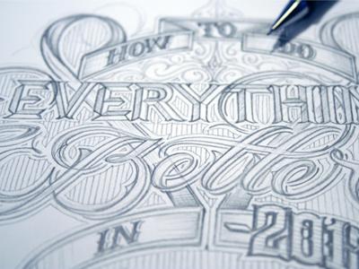 Men´s Health schmetzer typography men´s health magazine title 2013 better scroll letters