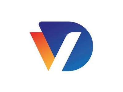 VD logo type