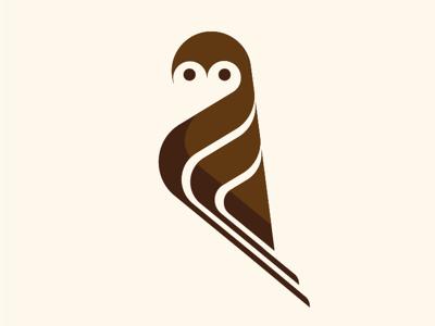 Owl simple logo