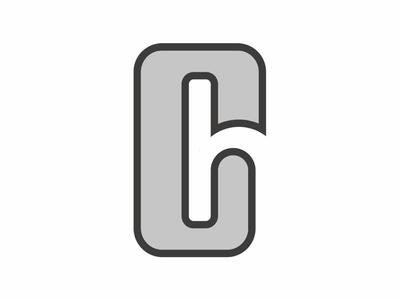 New negative spacing typography design