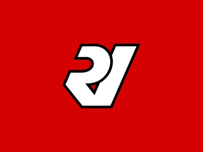 RV Logo Type