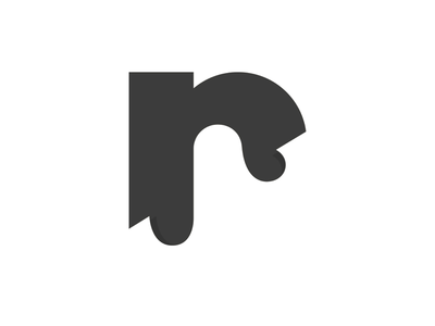 NR Paper Logo with negative spacing