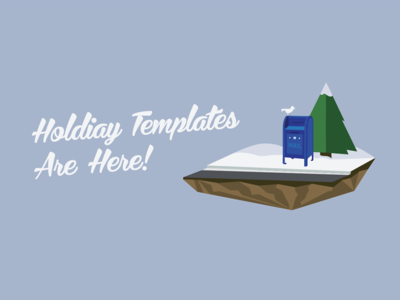 Holiday Templates... The Holiday Templates Are Here!!!
