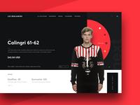 Les Benjamins - Product Detail Page