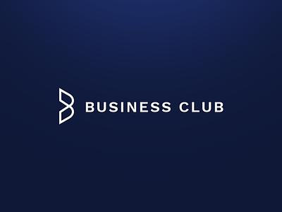 Business Club design vector type branding symbol mark club business logo