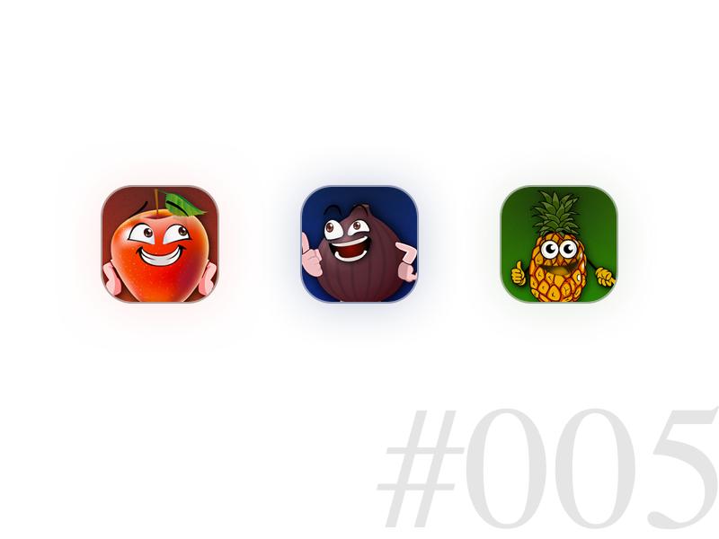 #Dailyui 005 App Icon icon app 005 dailyui