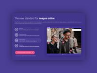 website template concept