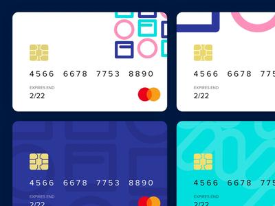 Card Concept designs