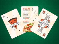 Vegas cards