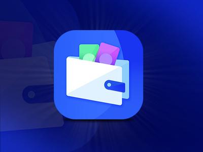 Mobile Wallet App Icon wallet icon wallet app icon icon design app icon best app icon designers