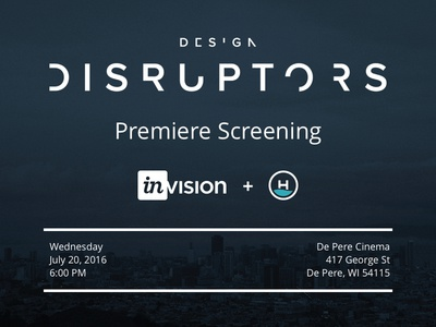 DESIGN DISRUPTORS in De Pere, WI