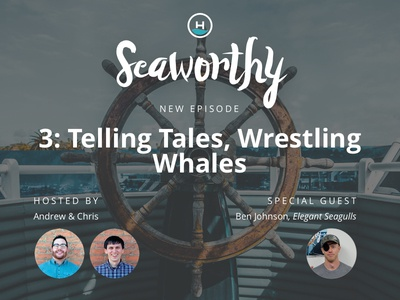 Jack Dusty on the Seaworthy Podcast