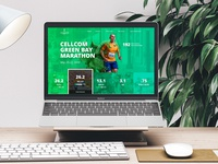 Cellcom Marathon Website