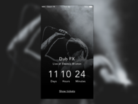 Daily UI Challenge #014 | Countdown Timer