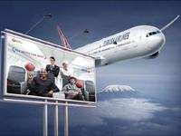 billboard psd mockup - Billboard Free PSD Mockup Template
