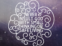 Small Thinking Safe Living 2 - 365