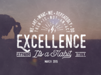 Excellence is a Habbit 10 - 365