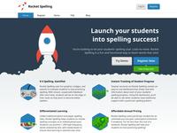 Rocket Spelling