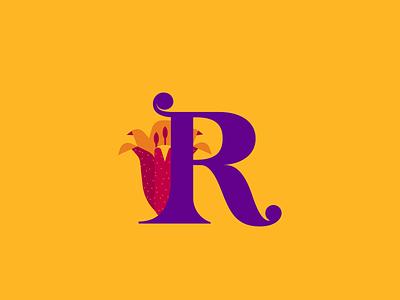 Recurva logo recurva fritillaria system operating icon logotype type branding brand illustration logo