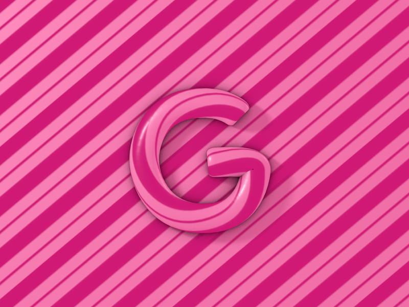 Letters g dribbble
