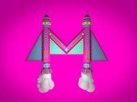 M Rocketship