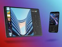 Darkroom 4.5 - New Renderer render iphone pro ipad pro darkroom