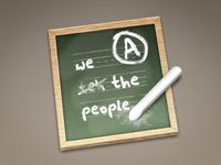 Amendment Icon