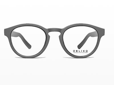 OBLIKQ Eyewear rapid prototyping eyewear handmade japan design branding typography futurecommanddesignoffice