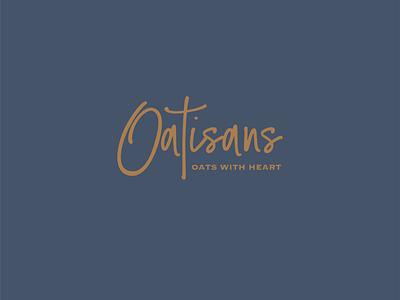 Oatisans Brand Identity oat cookies cookies handtype identity nagoya oats oatcakes handmade logo branding design japan futurecommanddesignoffice