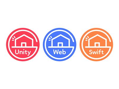 GeekSalon   Logo for a Programming Courses logo logotype symbol programing