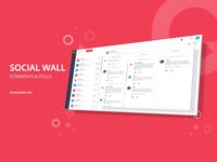 Grabyo Social Wall