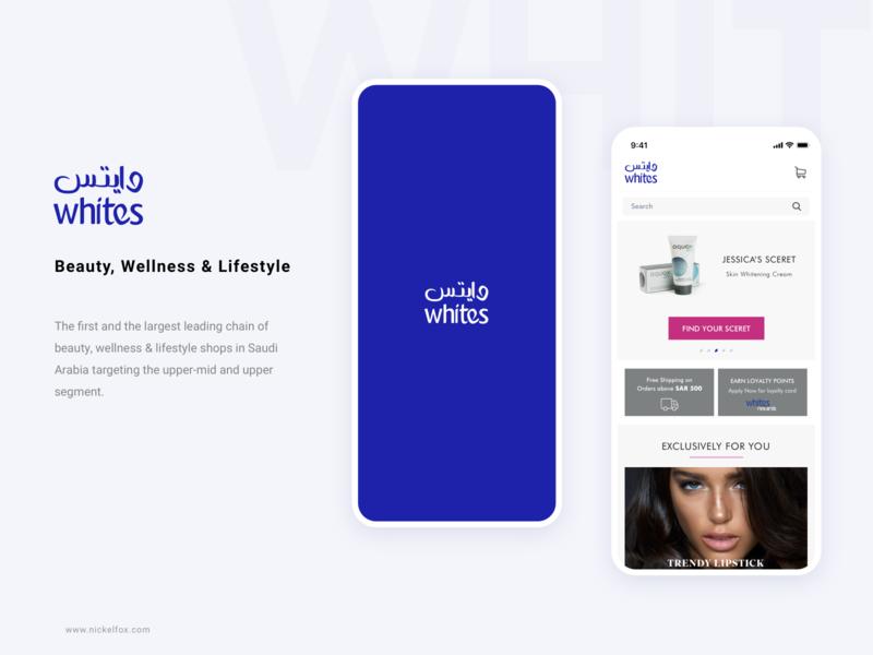 Whites app