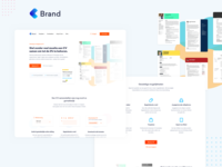 Resume Builder Concept website redesign user experience user interface ux ui