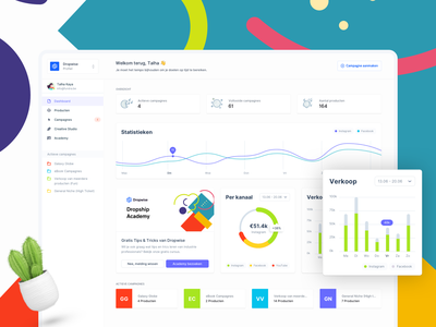 Dropwise Launch 👋 minimalistic user experience user interface design redesign website interface design ui design saas webapp app interface interface ui
