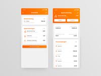 ING NL App - Redesign