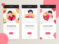 Onboarding for a Dating App