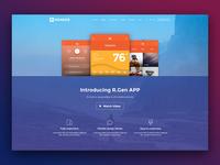 AppLead - App Landing Pages