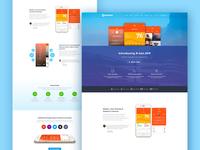 AppLead - Landing Page