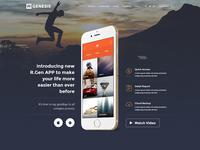 AppLead App Landing Pages