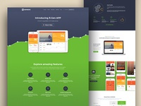 AppLead Landing Pages