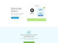 Leadpack finance landing page full
