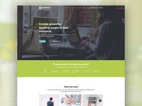 Landing page demo