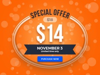 Special Offer - Landing Pages
