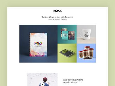 Minimal Portfolio Showcase site creative portfolio showcase one page r.gen rgen grid white clean minimal web design