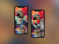 UX exploration for podcast app