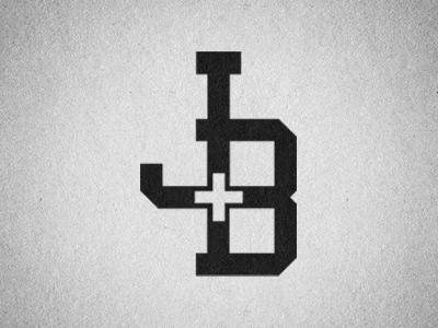 J+B logo monogram