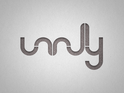 Unruly Logo logo logotype wordmark